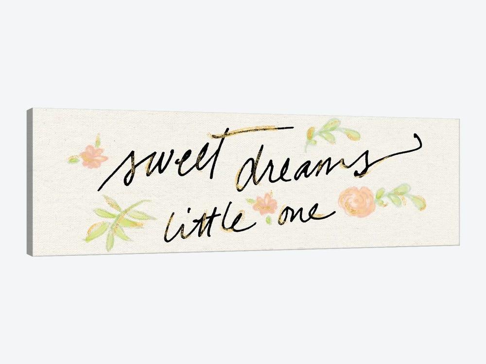 Sweet Dreams Little One by Sue Schlabach 1-piece Canvas Artwork