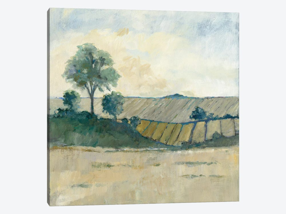 Fields Before The Storm by Avery Tillmon 1-piece Canvas Wall Art