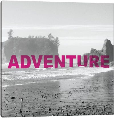 Bold Adventures V Canvas Art Print