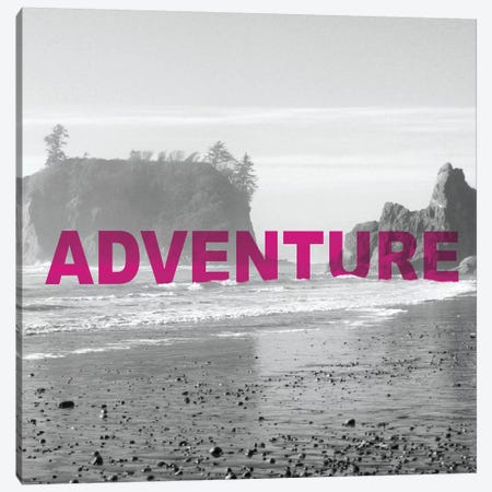 Bold Adventures V Canvas Print #WAC5839} by Laura Marshall Canvas Art Print