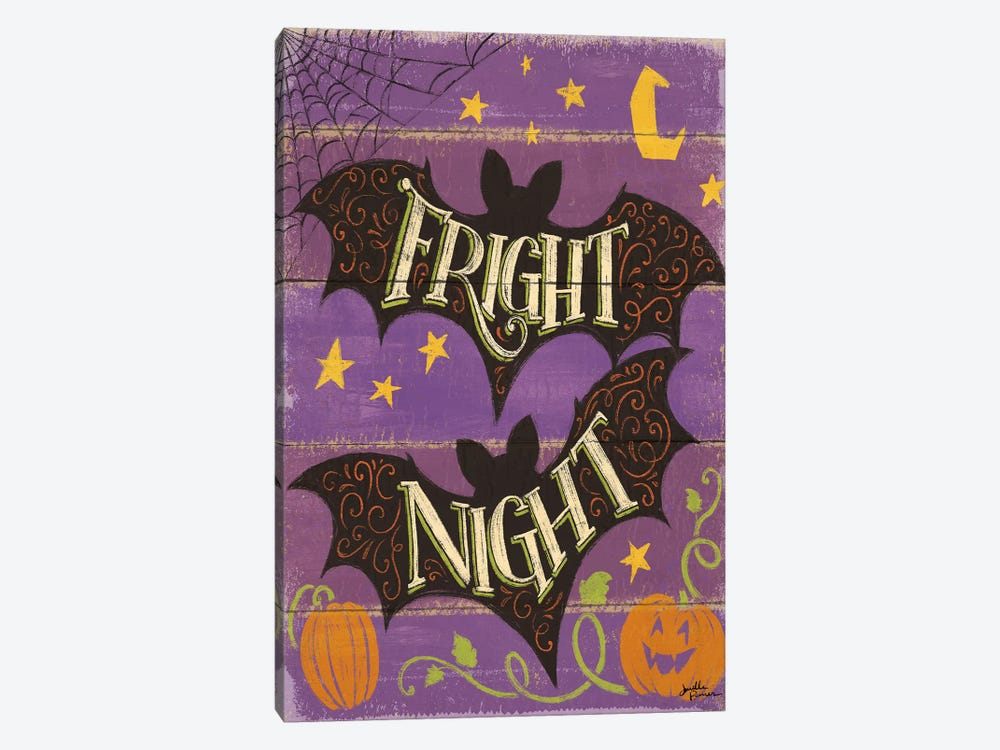 Fright Night III by Janelle Penner 1-piece Canvas Artwork