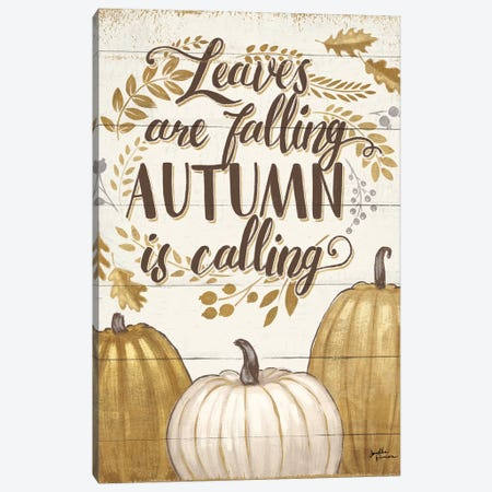 Grateful Season II Canvas Print #WAC5846} by Janelle Penner Art Print