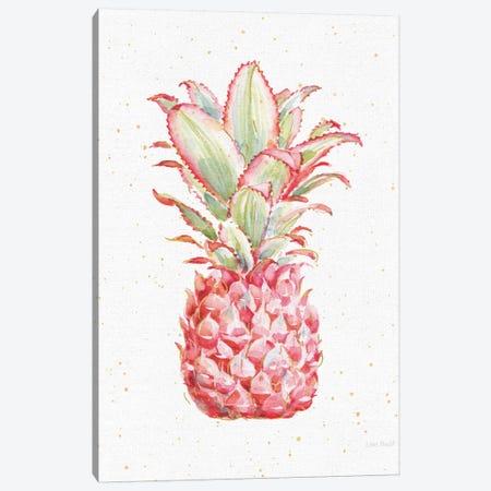 Gracefully Pink XI Canvas Print #WAC5879} by Lisa Audit Canvas Art Print