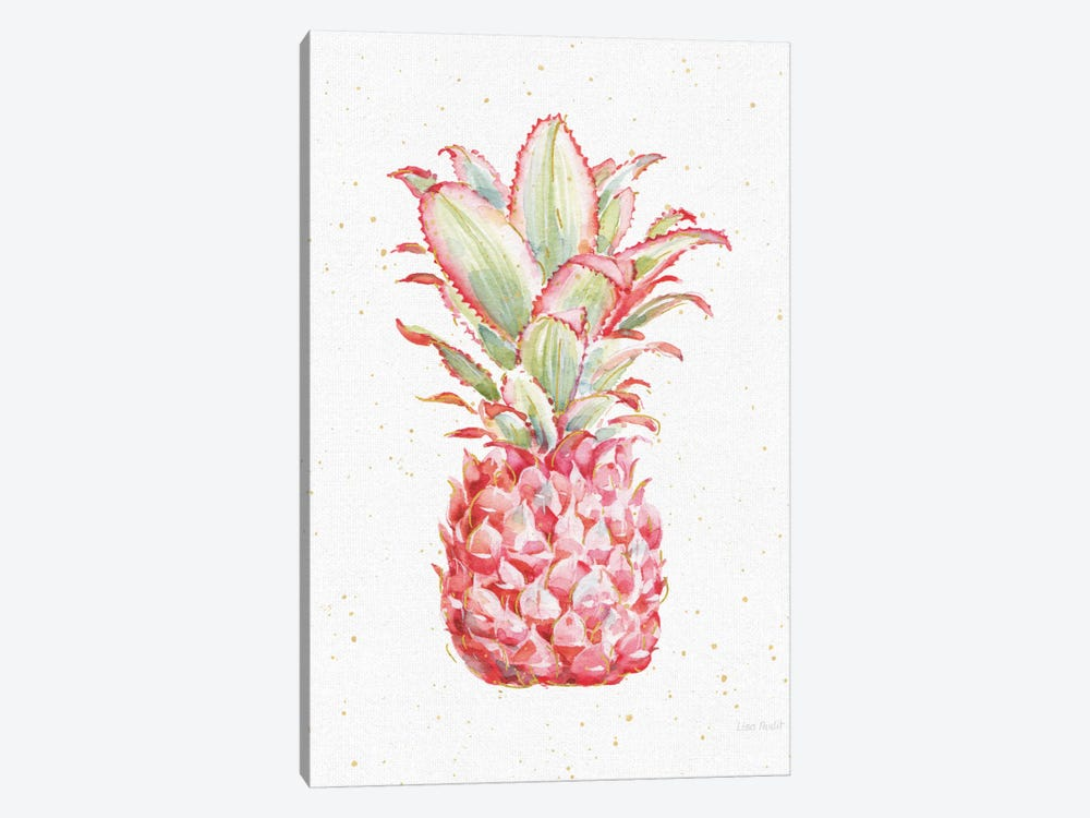 Gracefully Pink XI by Lisa Audit 1-piece Canvas Art Print