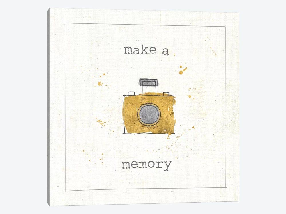 Make A Memory by Pela Studio 1-piece Canvas Art