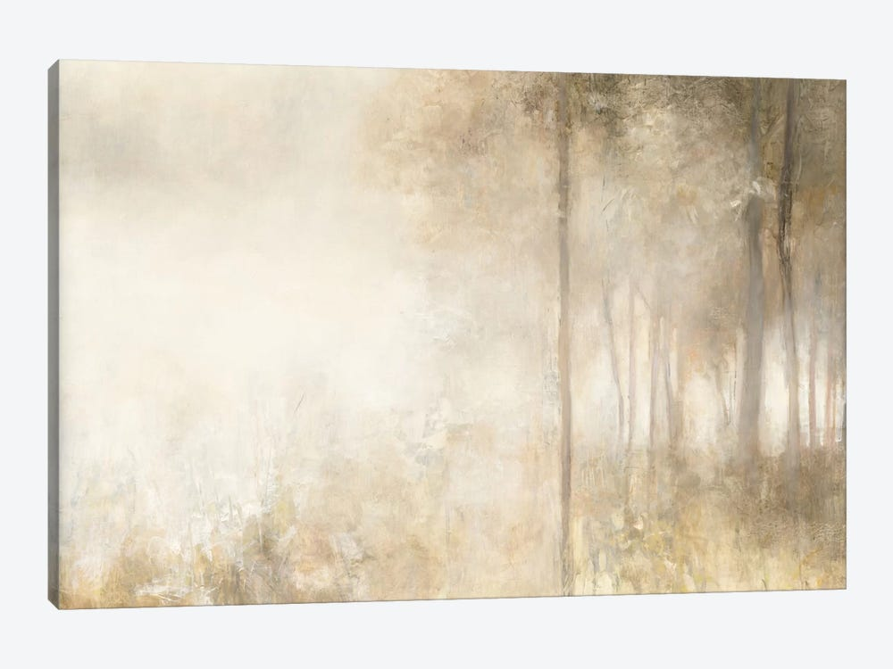 Edge Of The Woods by Julia Purinton 1-piece Canvas Artwork