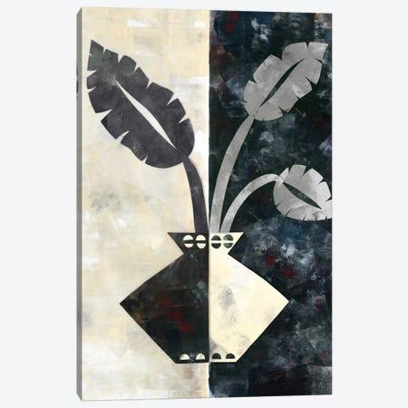 Pretty Palms I Canvas Print #WAC5916} by Wild Apple Portfolio Canvas Art Print