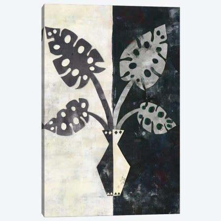 Pretty Palms III Canvas Print #WAC5918} by Wild Apple Portfolio Canvas Wall Art