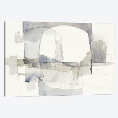 Improvisation I Canvas Print #WAC5956} by Mike Schick Canvas Print