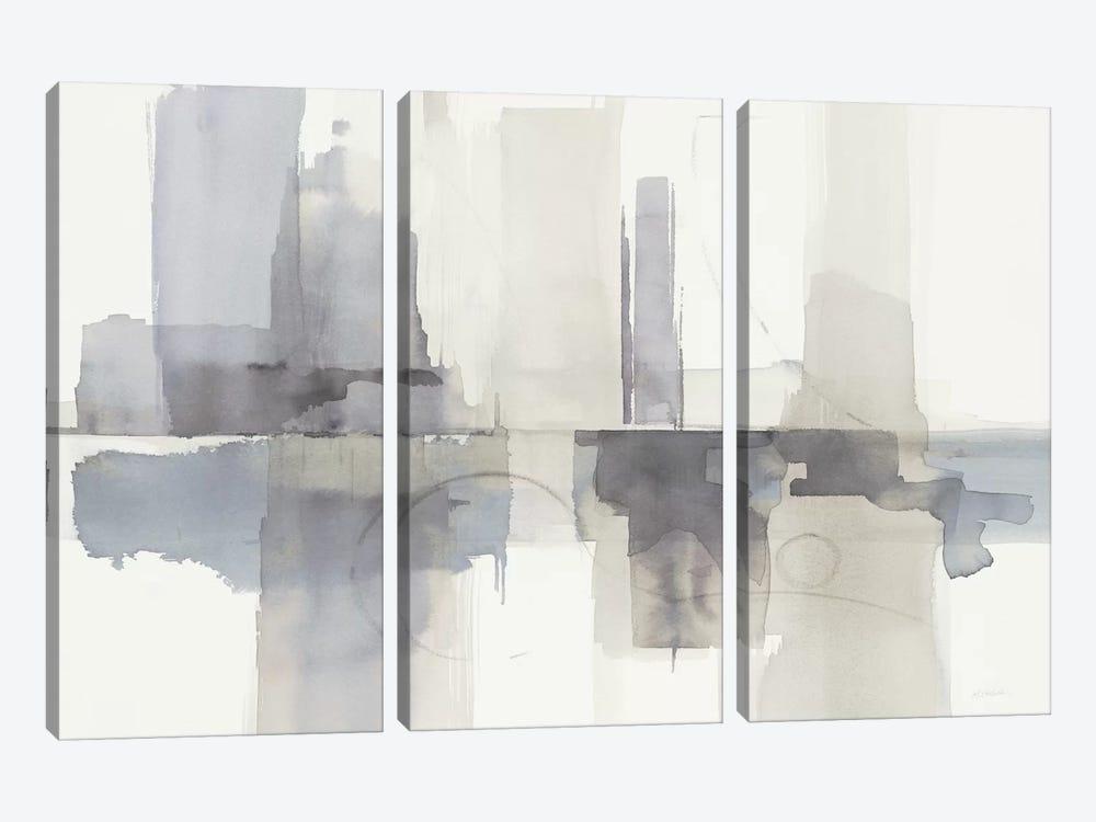 Improvisation II by Mike Schick 3-piece Canvas Art