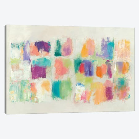 Popsicles Canvas Print #WAC5958} by Mike Schick Canvas Wall Art
