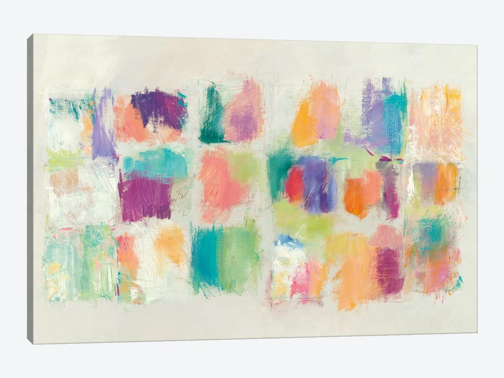 Popsicles by Mike Schick 1-piece Art Print