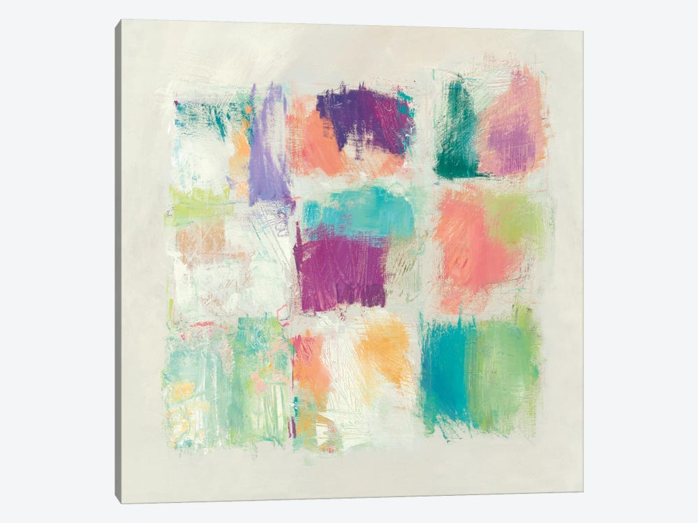 Popsicles Panel I by Mike Schick 1-piece Canvas Art