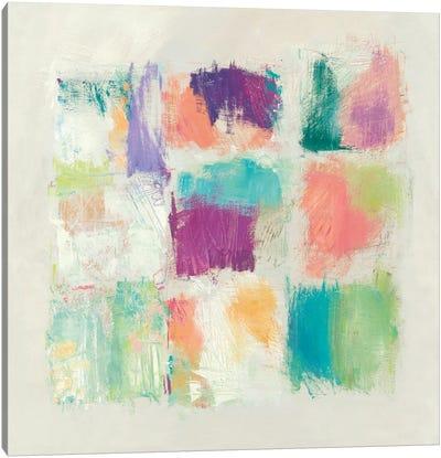 Popsicles Panel I Canvas Print #WAC5959