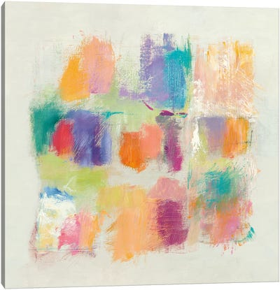 Popsicles Panel II Canvas Print #WAC5960