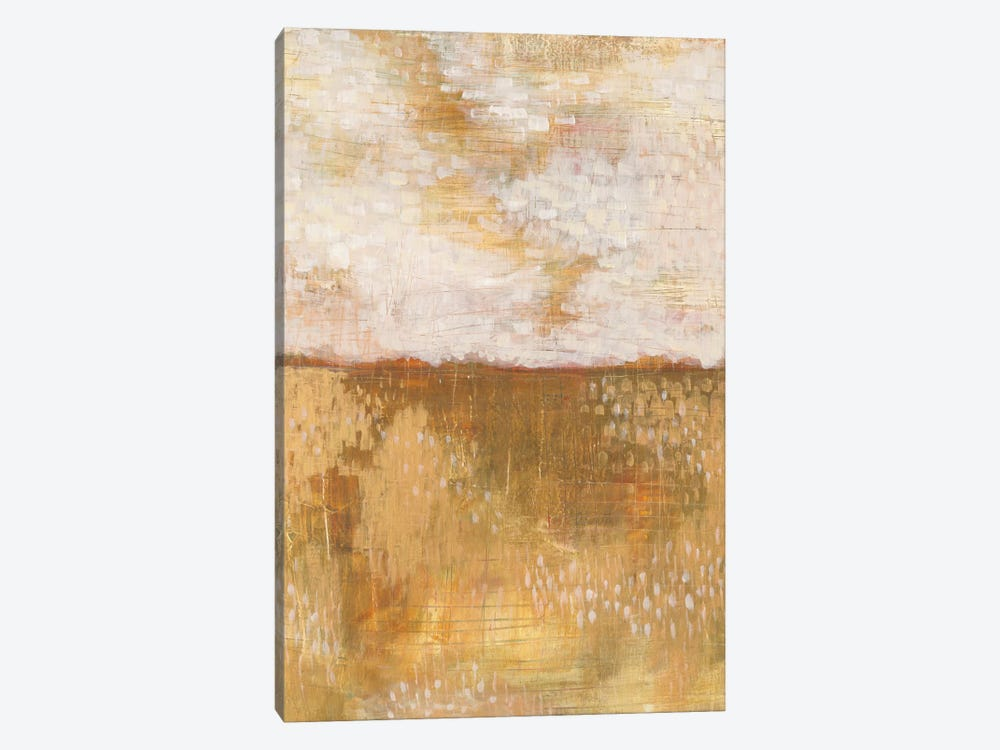 Amber Horizon by Melissa Averinos 1-piece Canvas Print