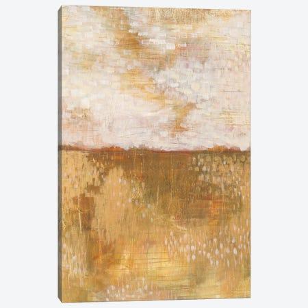 Amber Horizon Canvas Print #WAC5983} by Melissa Averinos Art Print