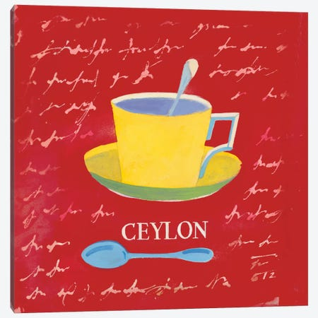 Ceylon Canvas Print #WAC5988} by Michael Clark Canvas Art Print