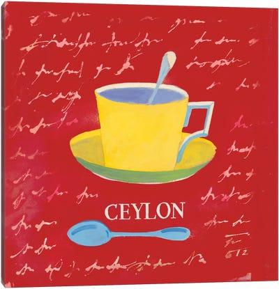 Ceylon Canvas Art Print