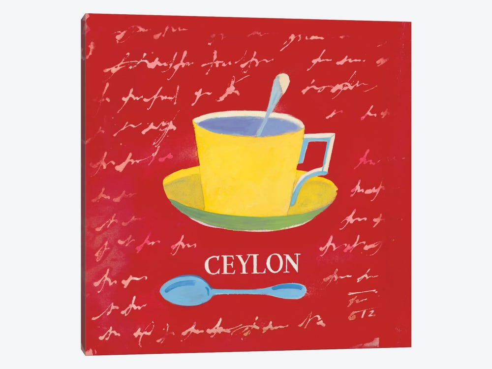 Ceylon by Michael Clark 1-piece Canvas Wall Art