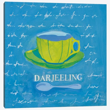 Darjeeling Canvas Print #WAC5989} by Michael Clark Canvas Art Print