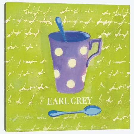 Earl Grey Canvas Print #WAC5990} by Michael Clark Canvas Artwork