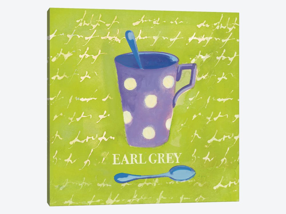 Earl Grey 1-piece Canvas Art Print