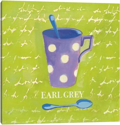 Earl Grey Canvas Art Print