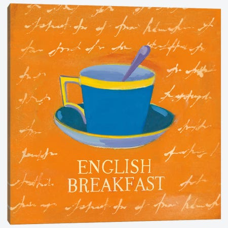 English Breakfast Canvas Print #WAC5991} by Michael Clark Canvas Wall Art