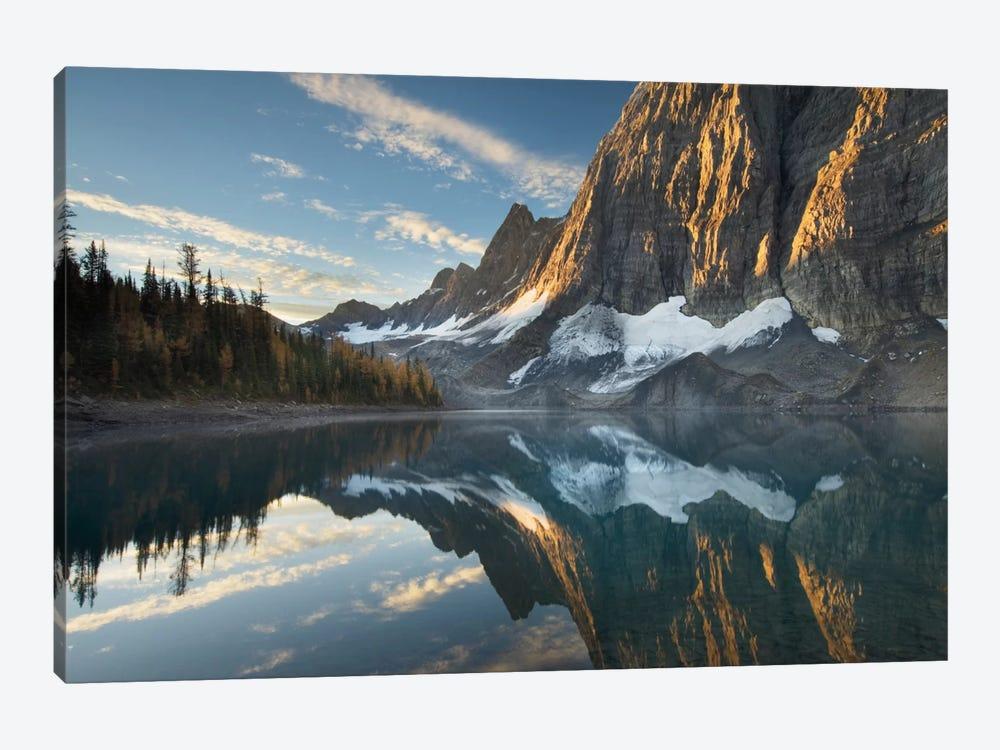 Floe Lake Reflection III by Alan Majchrowicz 1-piece Canvas Artwork