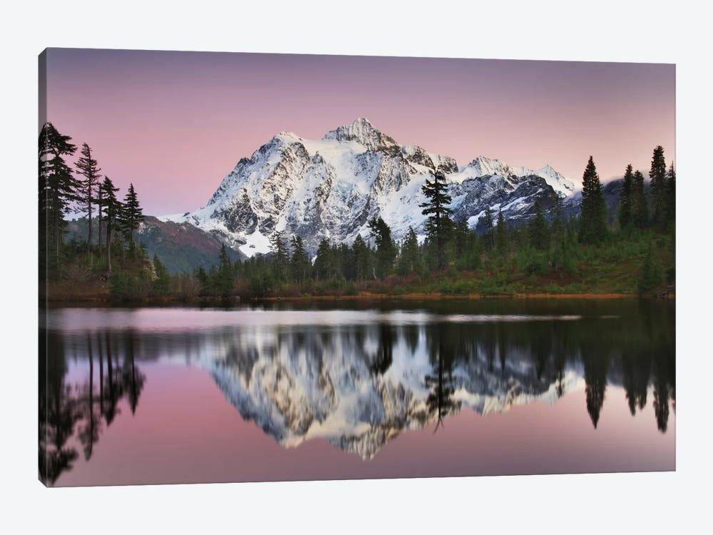 Mount Shukan Reflection II by Alan Majchrowicz 1-piece Canvas Art Print