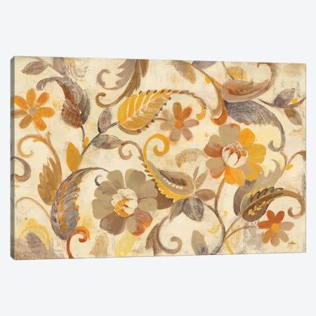 Autumn Garden Canvas Print #WAC6007} by Albena Hristova Art Print
