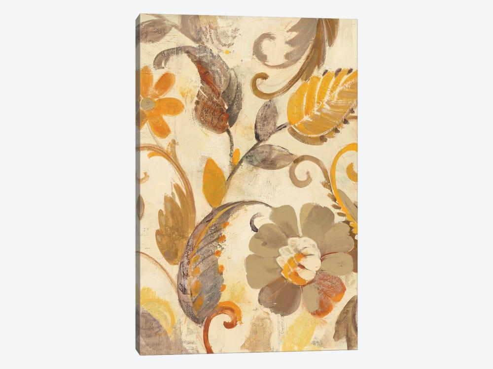 Detail Of Left Side, Autumn Garden by Albena Hristova 1-piece Canvas Art