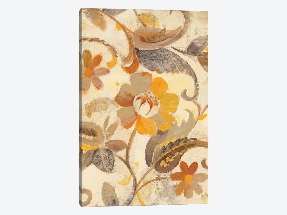 Detail Of Right Side, Autumn Garden by Albena Hristova 1-piece Canvas Art Print