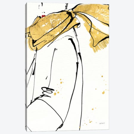 Fashion Strokes II Canvas Print #WAC6013} by Anne Tavoletti Canvas Print