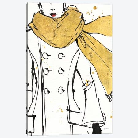 Fashion Strokes III Canvas Print #WAC6014} by Anne Tavoletti Canvas Artwork