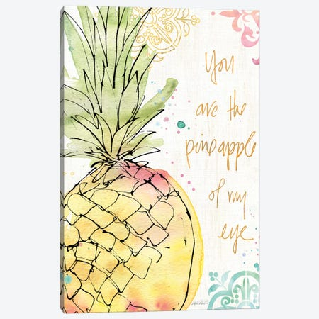 Palm Passion VIII Canvas Print #WAC6018} by Anne Tavoletti Canvas Print
