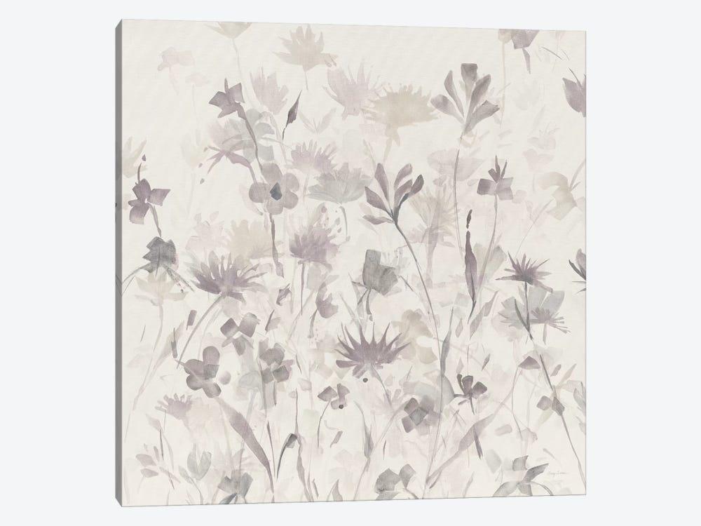 Muted Garden Shadows IV by Avery Tillmon 1-piece Canvas Art Print