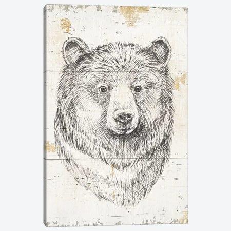 Wild & Beautiful IV Canvas Print #WAC6045} by Daphne Brissonnet Art Print