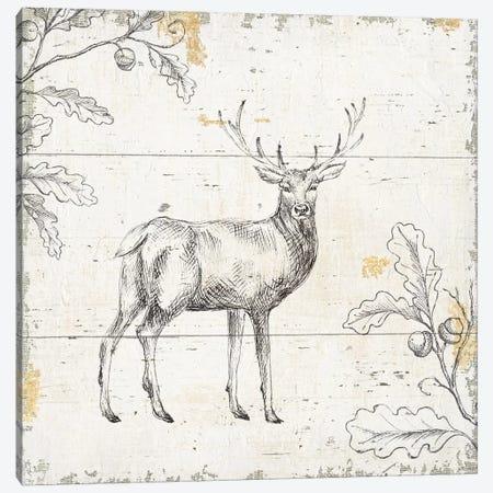 Wild & Beautiful V Canvas Print #WAC6046} by Daphne Brissonnet Canvas Print