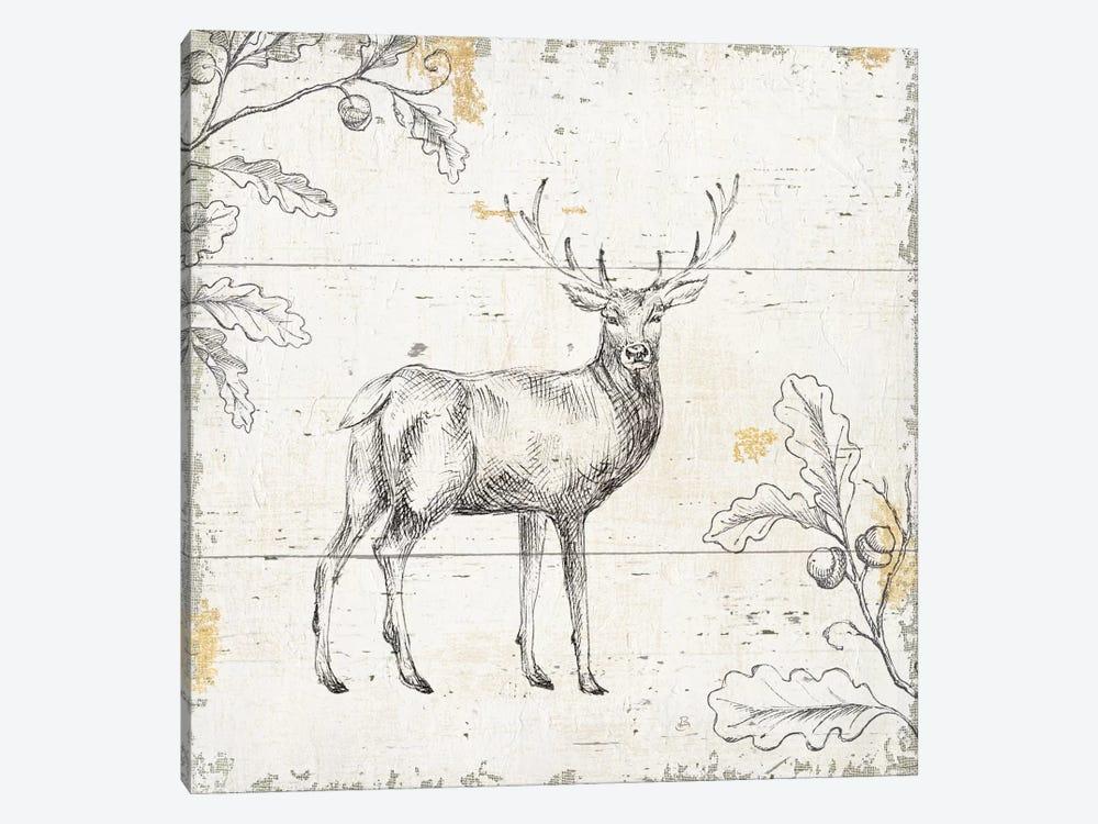 Wild & Beautiful V by Daphne Brissonnet 1-piece Canvas Artwork
