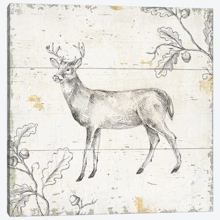 Wild & Beautiful VI Canvas Print #WAC6047} by Daphne Brissonnet Canvas Art Print