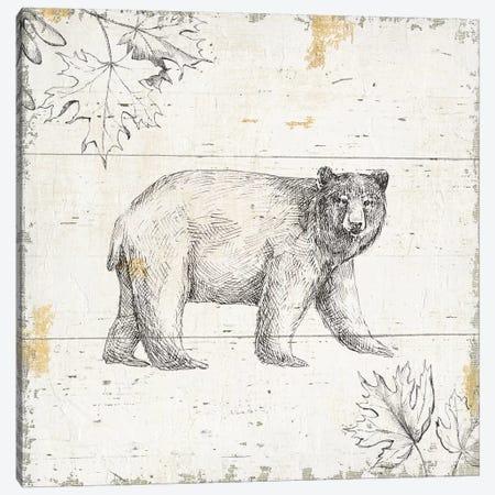 Wild & Beautiful VII Canvas Print #WAC6048} by Daphne Brissonnet Canvas Art