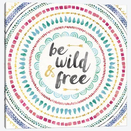 Wild & Free I Canvas Print #WAC6083} by Jess Aiken Canvas Art