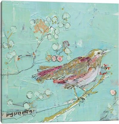 Birds Of A Feather Canvas Art Print