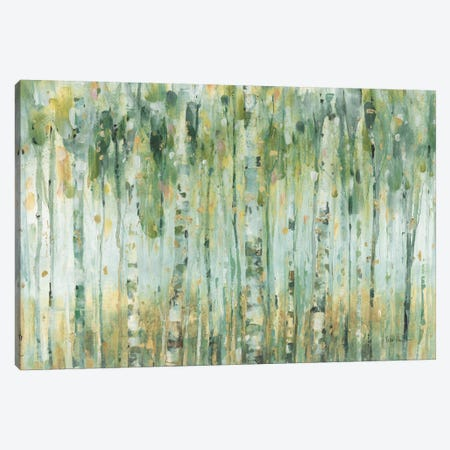 The Forest I Canvas Print #WAC6121} by Lisa Audit Canvas Art Print