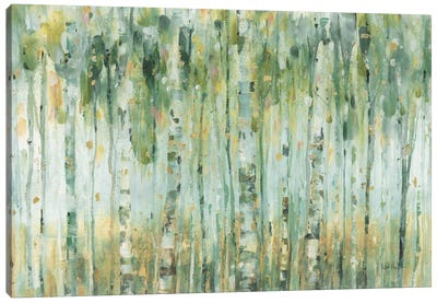 The Forest I Canvas Art Print