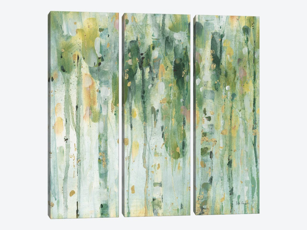 The Forest II by Lisa Audit 3-piece Canvas Print