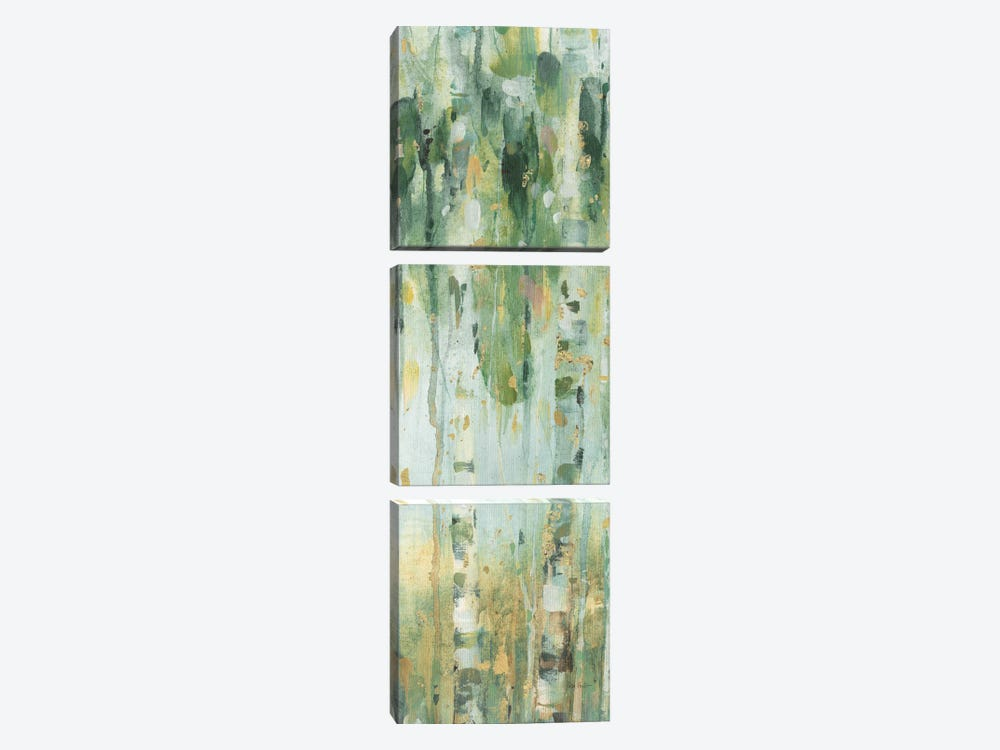 The Forest IV by Lisa Audit 3-piece Art Print