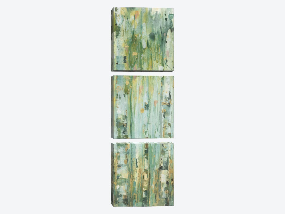 The Forest V by Lisa Audit 3-piece Canvas Art